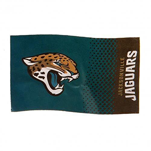 Flagge Jaguar (Offizielle Jacksonville Jaguars Flagge)
