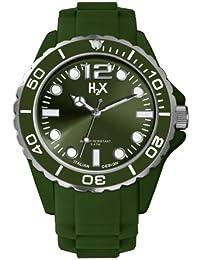 c99c66996aef Haurex Reloj Analógico para Hombre de Cuarzo con Correa en Caucho SV382UV2