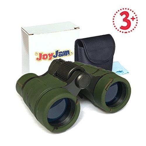 (Kinderspielzeug Joy-Jam Mini Compact Kids Fernglas Outdoor Spielzeug Vogelbeobachtung Jagd Safari Jungen Geschenk 5-7 Jahre alt Camouflage Tarnung)