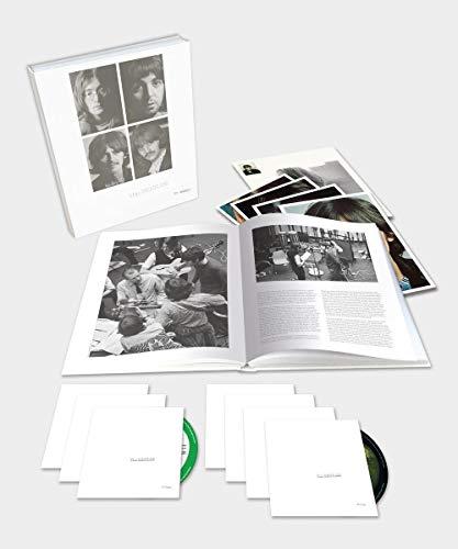 The Beatles (The White Album) - 50th Anniversary Edition - coffret de 6 CD Bluray