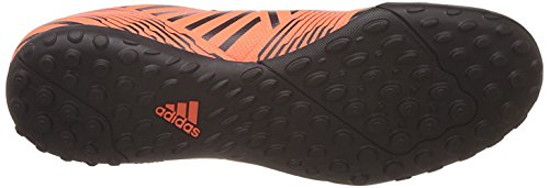 Scarpette Da Calcio Adidas Uomo Nemeziz 17.4 Tf Multicolor (arancione Solare / Nero Nucleo)
