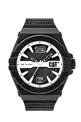 CAT WATCHES Men's LC11121132 Spirit Analog Display Quartz Black Watch