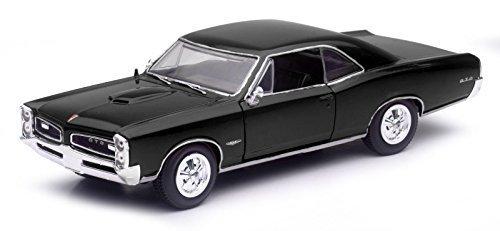 1966-pontiac-gto-black-1-25-by-new-ray-71853-b-by-pontiac