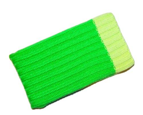 Original smartec24® iPhone 4 4S 3G 3GS Socke Handysocke Stricksocke grün Tasche Hülle Case - Grün 4 Ipod Case
