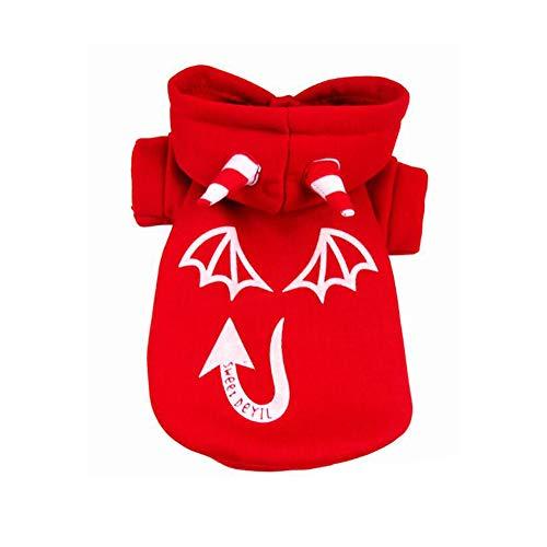 LS Puppy Dämon Kostüm Halloween Haustier Kostüm Passend Für Verschiedene Szenen