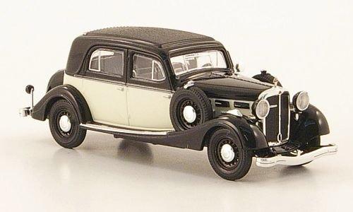 Maybach SW 35, schwarz/weiss, Modellauto, Fertigmodell, Ricko 1:87