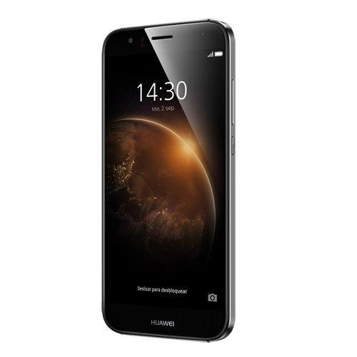 Huawei G8 - Smartphone libre de 5 5   Qualcomm S616 Octa Core a 1 5 GHz  3 GB de RAM  3 GB de memoria interna  Android   color metal