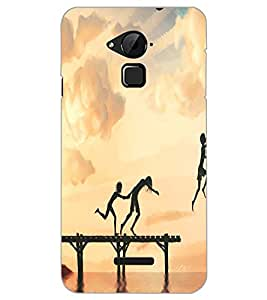 COOLPAD NOTE 3 FRIENDS Back Cover by PRINTSWAG