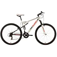 KS Cycling Fahrrad Mountainbike MTB Fully Slyder
