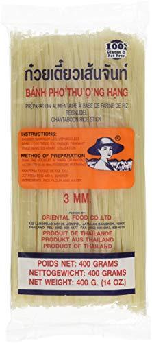 Farmer Brand Reisbandnudeln (3mm) 400g, 15er Pack (15 x 400 g)