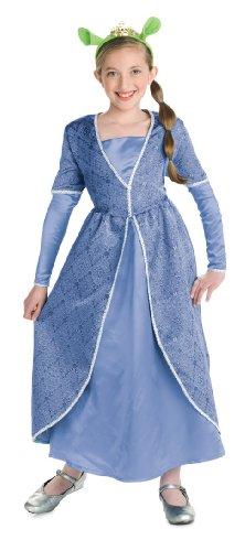 Shrek Princess Fiona Deluxe Child Costume ()