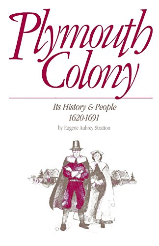 plymouth-colony-its-history-and-people-1620-1691