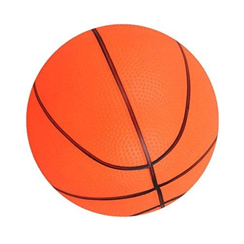Sitrda - Balón Baloncesto pequeño 6 Pulgadas niños
