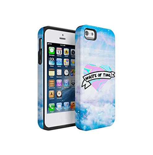 waste-of-time-holographic-tie-dye-heart-stars-space-apple-iphone-5-iphone-5s-silicone-inner-outer-ha
