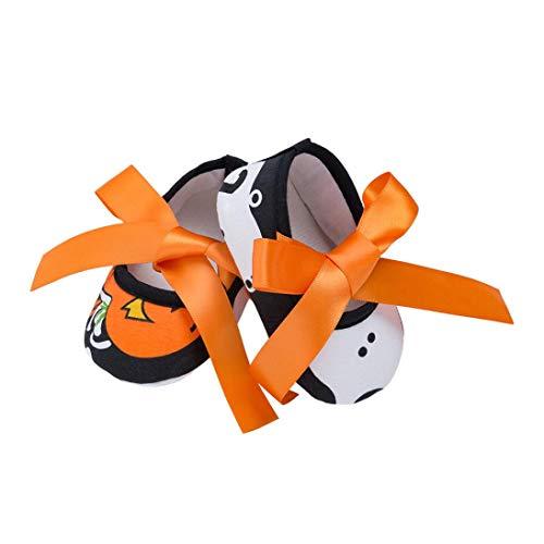 QinMM Halloween Nette Babyschuhe Mädchen Rutschfeste Neugeborene Baby -