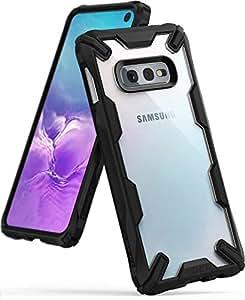 Ringke Flexible Bumper Case For Samsung Galaxy S10E (Black)