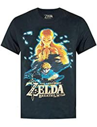 Zelda The Legend of Breath of The Wild Mens T-Shirt