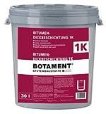 Botament Bitumen Dickbeschichtung 1K 30 L
