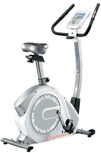 Cyclette Bike C 310 Ergometro volano 12kg Hand Pulse High Power Fitness Palestra