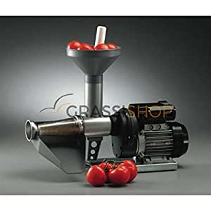 Ardes AR7400 Passapomodoro Professionale in Alluminio Pressofuso Verniciato