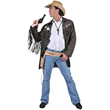 Deputy-Weste Cowboy Cowboyweste Karneval Fasching Kostüm Gr 48-58