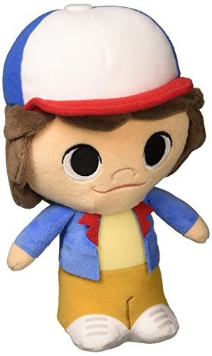Stranger Things Dustin Plush (SuperCute Plush) Plush Figure Standard