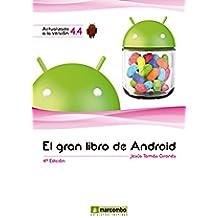 EL GRAN LIBRO DE ANDROID 4ªEd.