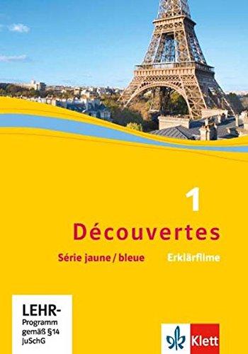 Découvertes, Série jaune - Série bleue 1: Erklärvideo