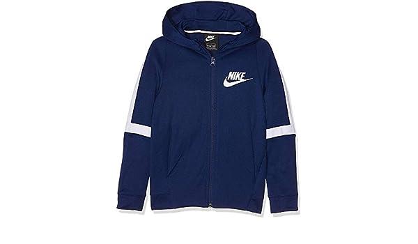 Nike B NSW JKT (Tribute) Veste Garçon: : Sports