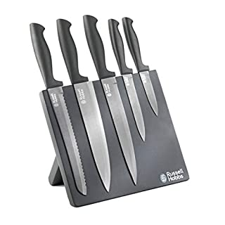 Russell Hobbs Deluxe 5 Piece Venus Stainless Steel Kitchen Knife Set With Magnet B00m7xba7a Amazon Price Tracker Tracking Amazon Price History Charts Amazon Price Watches Amazon Price Drop Alerts Camelcamelcamel Com