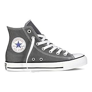 Converse Chuck Taylor All Star, Unisex-Erwachsene Hohe Sneakers, Grau (Charcoal),  40 EU