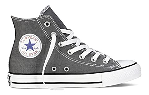 Converse Unisex Adults' 1j793 Outdoor Sports Shoes, Anthracite Grey, 8 UK