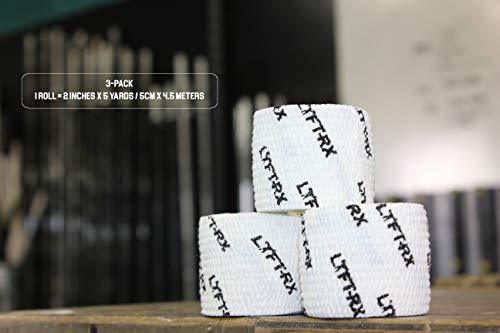 Zoom IMG-2 lyft rx weightlifting hook grip