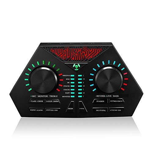 Eillybird Persönliches Streaming Live Sound Max-730 USB Audio Mikrofon Internet Unterhaltung Persönlicher Streaming Live Sound Anwendbar Für PC Phone