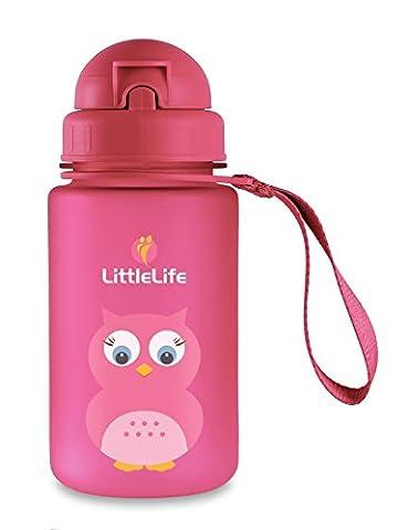 LITTLELIFE ANIMAL DRINKS BOTTLE (OWL)