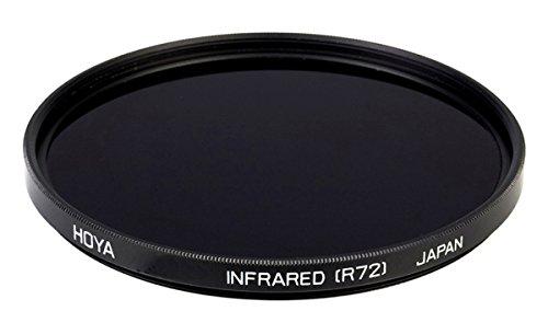 Hoya Infrarotrot R 72 77mm
