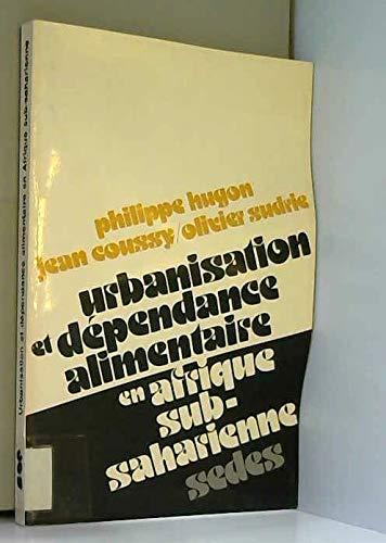 Urbanisation et dépendance alimentaire en Afrique sub-saharienne