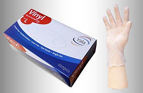yala-clear-powder-free-vinyl-gloves-small