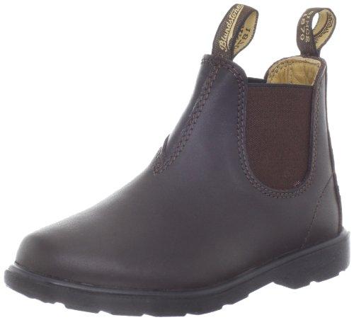 Blundstone Classic Premium Unisex-Kinder Kurzschaft Stiefel, Braun (Braun), 24 EU (7 Child UK)