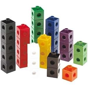 Cubes À Emboiter Section 2x2cm - Sachet De 1000