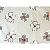 Bordados fiorentini diseños Variados Algodón 100% panamá Dobladillo ...