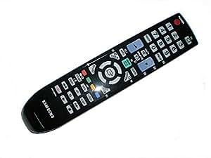 PS43D450A2W pour TV Plasma Samsung Télécommande authentique et range-télécommande