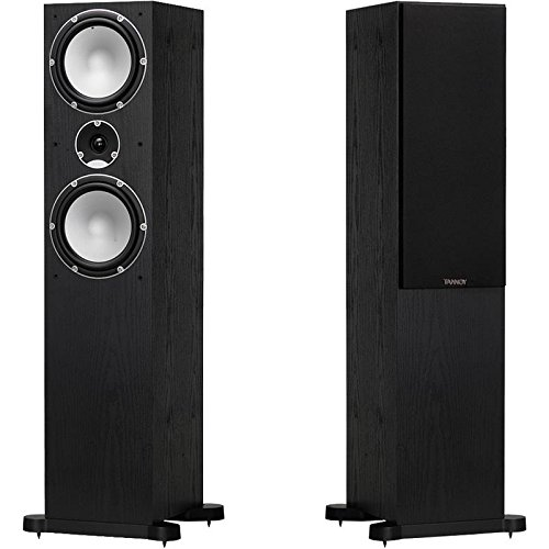 Tannoy Mercury 7.4 Speakers (Black oak)