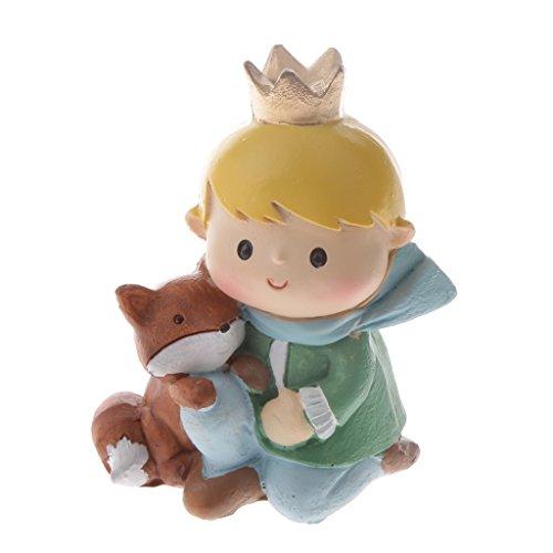 magideal der kleine Prinz Kunstharz Statue Figur Ornament klein Home Tisch Decor # 2