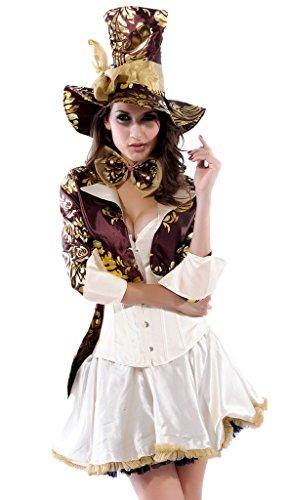 Lukis Set Princess Retro Prinzesin Kostüm Kleid Halloween Karneval Motto (Halloween Kostüme Sexy Princess)