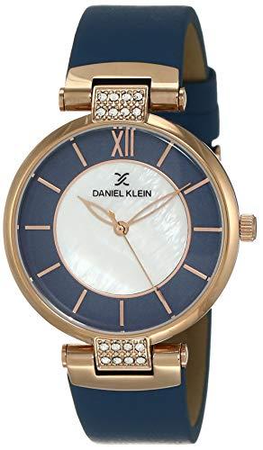 Daniel Klein Analog Multi-Colour Dial Women's Watch-DK12079-6