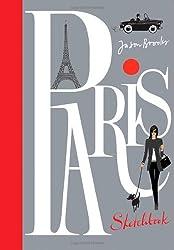 Paris Sketchbook by Jason Brooks (7-May-2013) Hardcover