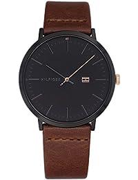 Tommy Hilfiger Unisex-Armbanduhr 1791461
