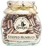 Mrs Bridges Sweet Jar Striped Humbugs 150g