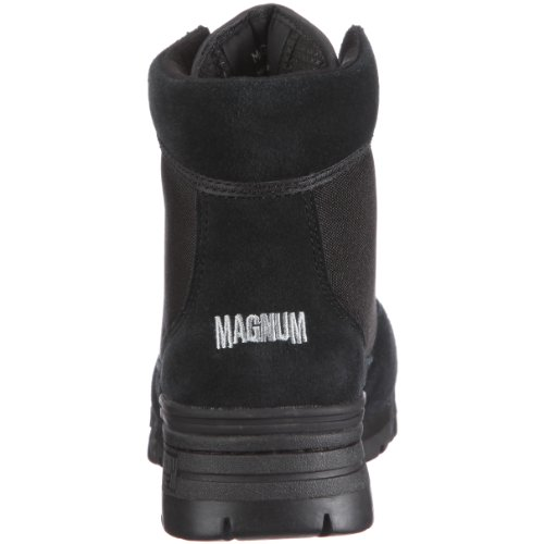 Magnum Mid MUF2001019, Stivali unisex adulto Nero (Schwarz/Black(Suede))